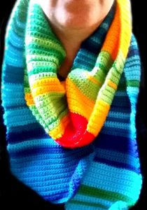 temperature scarf