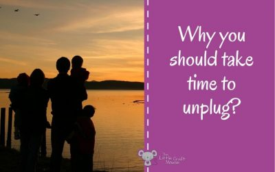 Why you should take time to unplug?