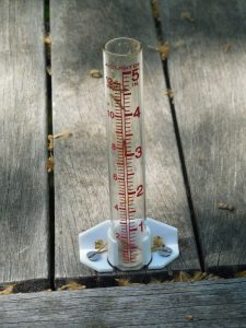 Measure the rain