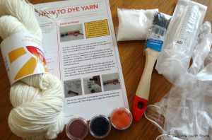 Devon Sun Yarn Dye Kit