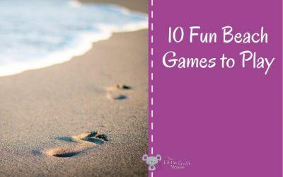 10 Fun Beach Games to Play