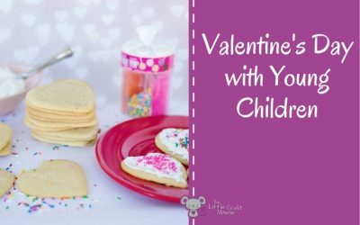 Valentine's Day with Young Children